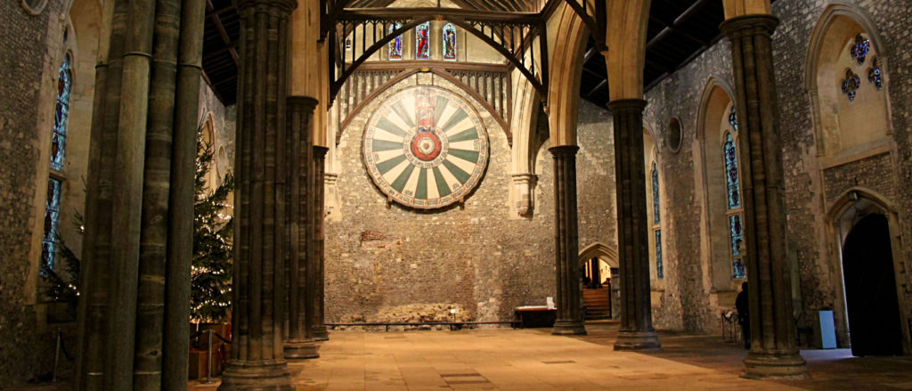 Guided tour of historic winchester including winchester cathedral friends international - Round table winchester cathedral ...